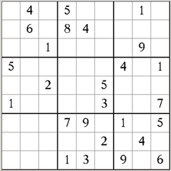 Exceptional image regarding printable sudoku pdf