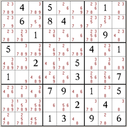 photo regarding Printable Sudoku Pdf named absolutely free sudoku printable puzzles: Printable Video game Worksheets