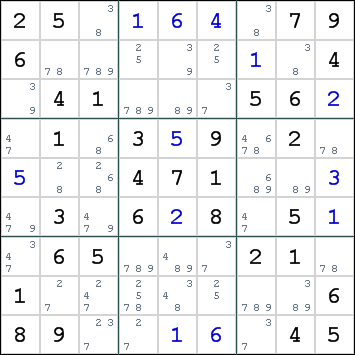 3D Medusa , How to solve sudoku puzzles - Solving sudoku