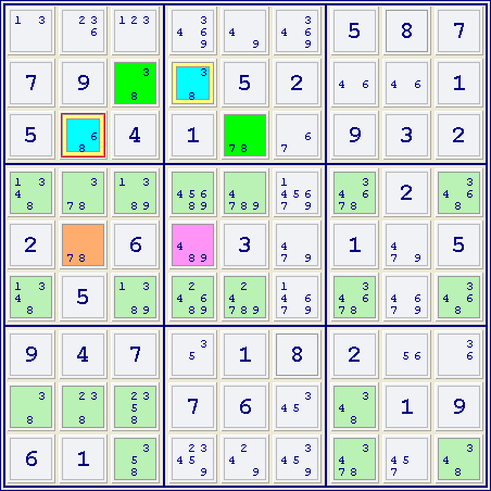 graphic relating to Multi Sudoku Printable known as Multi-Shades , How toward resolve sudoku puzzles - Fixing sudoku