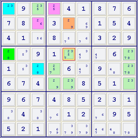 photo about Multi Sudoku Printable referred to as Multi-Colours , How in the direction of address sudoku puzzles - Resolving sudoku